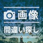 脳トレ間違い探しゲームプリント12(無料)